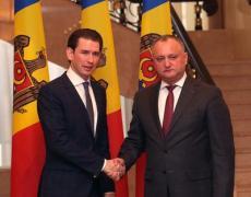 Президент Молдовы выступил за реинтеграцию Приднестровья