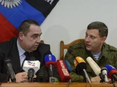Кремль готов заменить Захарченко и Плотницкого, но прекращать обстрелы и отдавать Киеву контроль над собственной границей не собирается