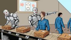 Китайский производитель смартфонов заменил 90% сотрудников роботами