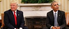 Трамп высказал обвинения в адрес команды Обамы
