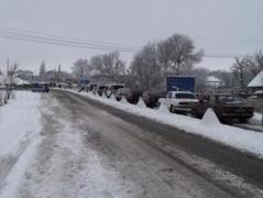 Утром в пунктах пропуска в Донецкой области скопилось больше 500 автомобилей