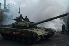Светлодарская дуга: боевики подтянули танки и САУ — волонтер