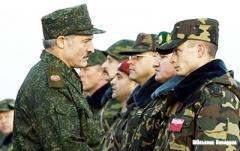Войска Беларуси приведены в высшую боевую готовность