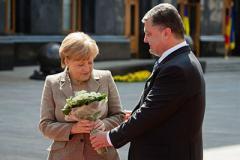 Порошенко ждет неприятный разговор с Меркель – экс-советник главы СБУ
