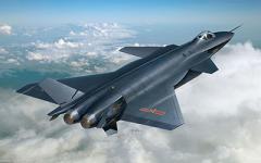 Британские истребители перехватили российские бомбардировщики