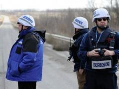 ОБСЕ зафиксировали бронетехнику вблизи Мариуполя