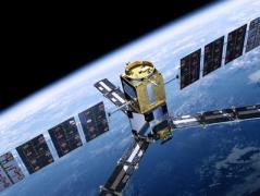 Американский спутник-разведчик совершил пролет над  Донбассом
