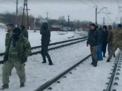 Тарута: Железнодорожная блокада Донбасса - это обман народа