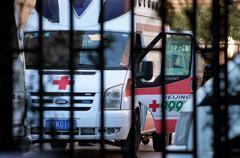 ДТП в Китае: грузовик протаранил толпу возле школы