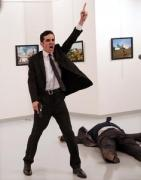 Фото убийцы российского посла получило главный приз на престижном конкурсе