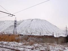 Картинка для росСМИ: в Макеевке с территории шахты боевики из четырех САУ вели обстрел сил АТО