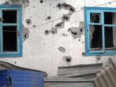 За минувшие сутки в Донецкой области из-за обстрелов повреждены более 20 домов, ранены местные жители (ФОТО)
