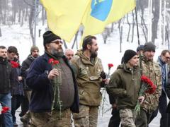 У Києві на Хрещатику вшановують пам