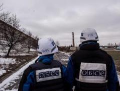 Количество обстрелов в зоне АТО значительно увеличилось - ОБСЕ