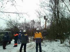 Российская сторона СЦКК предоставила подтверждение гарантий прекращения огня в Авдеевке для ремонта ЛЭП, - ГосЧС