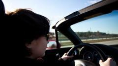 Ученые определили самый опасный возраст для водителей