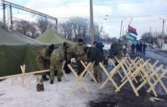 Во вторник утром решится судьба блокады Донбасса