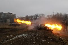 В Докучаевске начались страшные бои: первые подробности