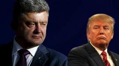 Компромат на Порошенко: какие документы попали к Трампу