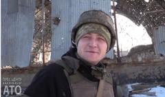 """Боец ВСУ с Луганщины: """"народные республики"""" - это путинский фейк. ВИДЕО"""