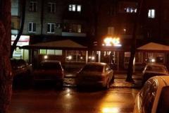 В Запорожье обстреляли кафе