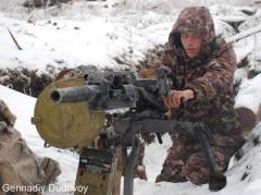 """Боевики праздновали """"23 февраля"""" и обстреляли свои позиции, есть потери"""