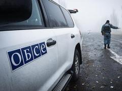 ДНРовцы обстреляли представителей ОБСЕ и конфисковали у них дрон