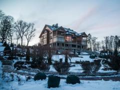 Межигорье: что сейчас происходит в бывшей резиденции беглого Януковича (ВИДЕО)