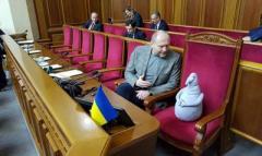 """В Верховной Раде появился """"депутат"""" Ждун"""