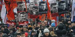 Жанна Немцова рассказала, почему ее не было на марше