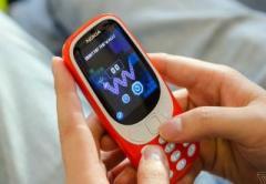 Представлена новая версия легендарной Nokia 3310 (ВИДЕО)