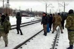 Штаб блокады Донбасса заявил о штурме позиций активистов под Торецком