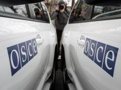 Миссия ОБСЕ зафиксировала обстрелы в районе Ясиноватой