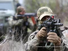 Прошедшие сутки в зоне АТО: 115 обстрелов и двое раненых украинских военных