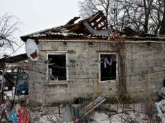 ДНРовцы обвинили ВСУ в обстрелах и разрушениях жилых домов в Донецке и поселке Зайцево