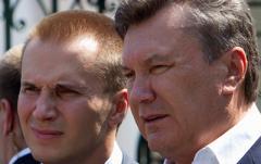 Суд снял арест с миллионов сына Януковича