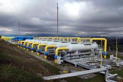 В Украине запустили уникальную газовую скважину