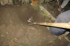 Житель Константиновки в огороде хранил гранаты. На всякий случай