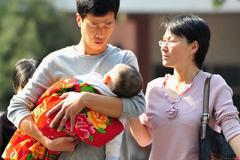 В Китае поставлен рекорд рождаемости, благодаря политике двух детей