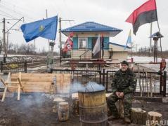 Участники блокады Донбасса требуют от Кабмина заключить договора об импорте угля не из России