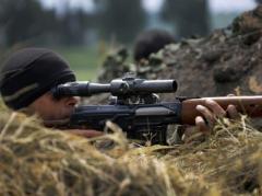 В районе Авдеевской промзоны ВСУ ликвидировали российского снайпера