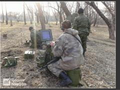 Волонтеры InformNapalm представили еще одно доказательство наличия российского вооружения на Донбассе (ФОТО)