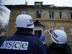 Ситуация в зоне АТО от ОБСЕ: применение тяжелого вооружения за неделю увеличилось на 230%
