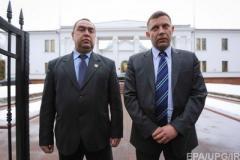 Бывший главарь боевиков ДНР спрогнозировал будущее Захарченко и Плотницкого