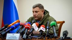 """Главарь """"ДНР"""": Блокаду с нашей стороны мы не отменяли и не собираемся"""