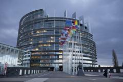 Скандал в Европарламенте: французы поддержали «референдум» в Крыму – фото