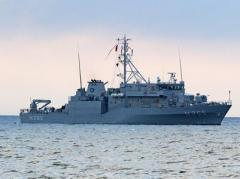 В Одессу прибыли корабли НАТО (ФОТО, ВИДЕО)