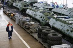 Украина может существенно увеличить затраты на оборону