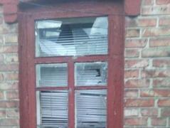 Сегодня под обстрел попала прифронтовая Марьинка, есть разрушения (ФОТО)