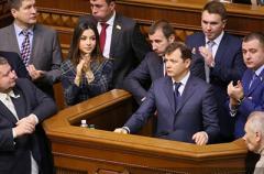 Парламент поддержал инициативу Радикальной партии, относительно стратегического военного союза с США